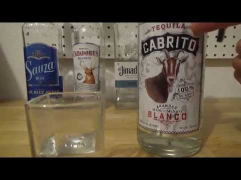 Cabrito Blanco Tequila Review