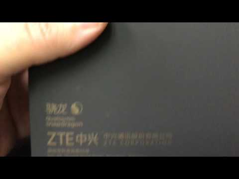 ZTE AXON 7 MAX C2017 DUAL SIM Unboxing Video – in Stock at www.welectronics.com