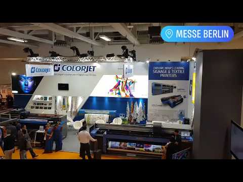 Colorjet Flex Printing Machine