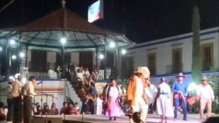 preview picture of video 'Fiestas de Mayo 2014-Miahuatlán de Porfirio Díaz Oaxaca'