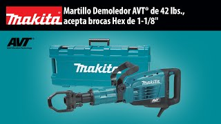 MAKITA Martillo Demoledor AVT® de 42 lbs. - Thumbnail
