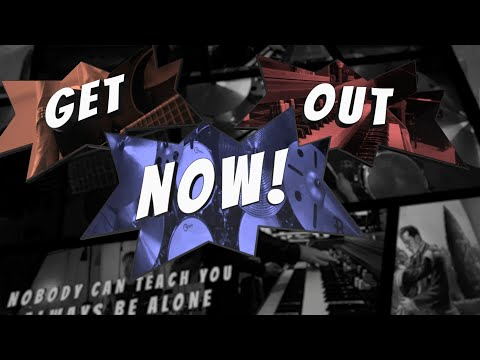 Ayreon - Get Out! Now! (feat. Dee Snider, Tommy Karevik & Joe Satriani) (Official Lyric Video) online metal music video by AYREON
