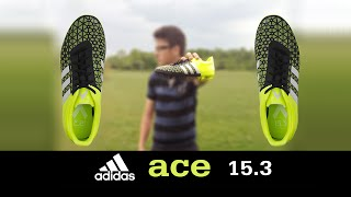 Adidas Ace 15.3 - TEST, REVIEW & UNBOXING