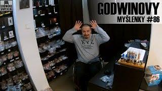 Godwinovy myšlenky #86 - děkuji za 20 000 subs , klid a pohodu na Vánoce , dárek do Luriho