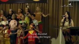 Nikita - Indonesia Bagi KemuliaanMu (Live)