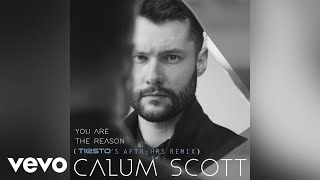 Calum Scott - You Are The Reason (Tiesto's AFTR:HRS Remix/Audio) - Video Youtube