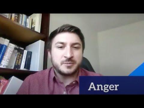 Anger by Joseph Aslaner