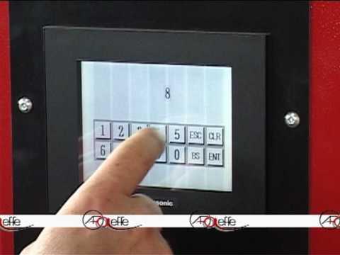 Aeffe Machinery: Macchine perforatrici