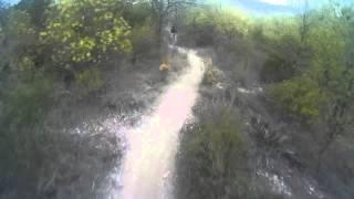 preview picture of video 'btt por la calderona 30 agosto'