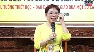 GS.TS. Phan Thu Hiền - TƯ TƯỞNG TRIẾT HỌC, ĐẠO ĐỨC PHẬT GIÁO QUA MỘT SỐ CÂU CHUYỆN NGỤ NGÔN