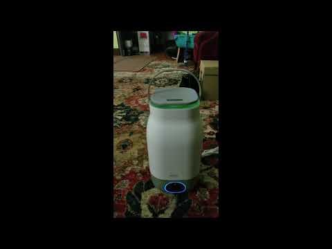 Geeni Soothe XL Humidifier Seeds Review - смотреть онлайн на