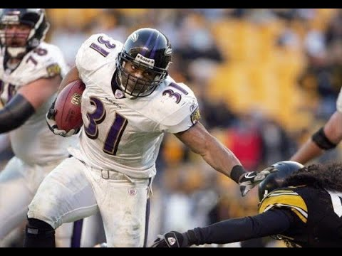 Jamal Lewis 2003 v. Derrick Henry 2020
