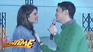 Vhong Fell In Love With Anne's Voice In Sine Mo 'To