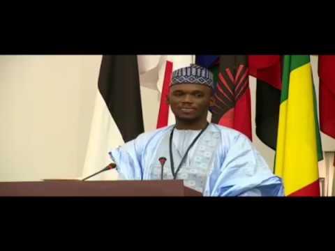 Bello Shagari speaks to African Union on corruption in Africa