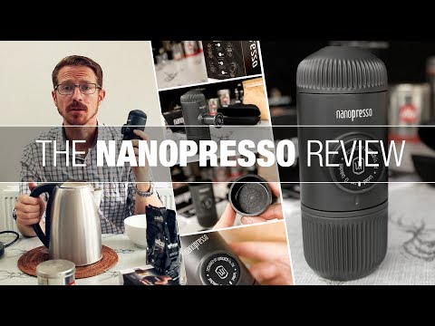 Nanopresso Review – The Best Portable Espresso Coffee Machine IMHO