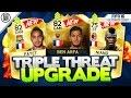 OMG TRIPLE THREAT UPGRADE!!! FT. INFORM BEN ARFA! - FIFA 16 Ultimate Team