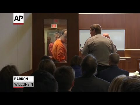 A Wisconsin man pleaded guilty Wednesday to kidnapping 13-year-old Jayme Closs, killing her parents and holding her captive in a remote cabin for three months. (March 27)