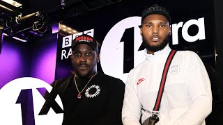M1llionz - Voice Of The Streets Freestyle W/ Kenny Allstar on 1Xtra