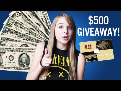 WIN A $500 GIFT CARD! - Jennxpenn's Top 10s