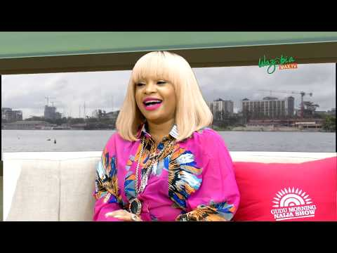 CHALLENGES OF BEING AN ARTISTE OUTSIDE THE COUNTRY -   GLORY BONSNJAK
