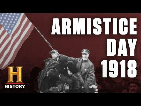 World War I Armistice Day Celebrations   History