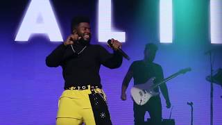 181025 Khalid Live In Seoul   Better