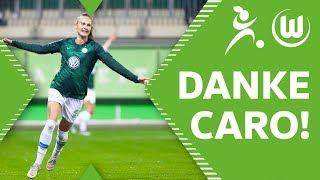 Danke Caro! | Die Besten Szenen Von Hansen Im Trikot Des VfL Wolfsburg