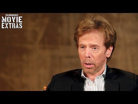 "12 Strong | On-set visit with Jerry Bruckheimer ""Producer"""