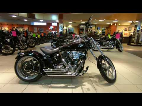 2009 Harley-Davidson Softail Rocker C FXCWC