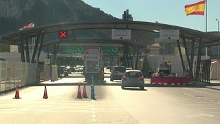 video: Britain strikes last-minute deal to keep Gibraltar border open