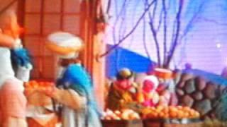 Part 2 Cinder Elmo