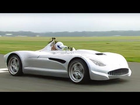 Caterham Veritas RS3 Supercar Review & Stig Lap | Top Gear