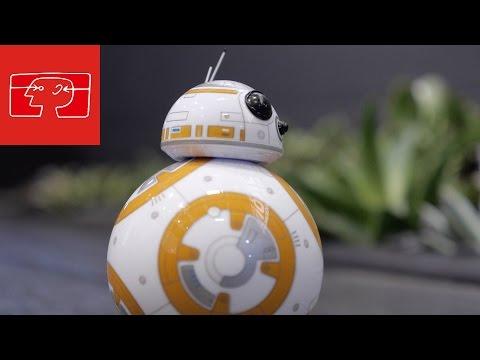IFA 2015: Sphero BB-8 – kleiner Star Wars Droide für Zuhause