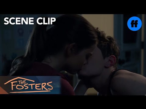 The Fosters   Season 4, Episode 18: Callie and Aaron Kiss   Freeform