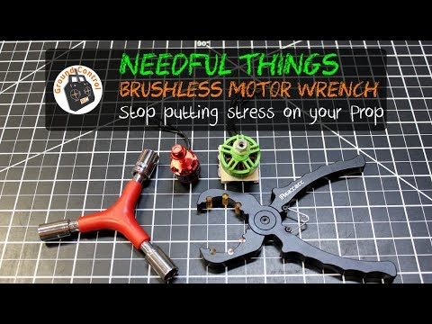 Needful Things - Brushless Motor Wrenches