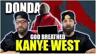THE BROS REACT TO KANYE WEST - GOD BREATHED *REACTION!!