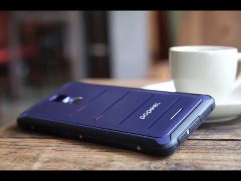 Poptel P10  ЗАЩИЩЕННЫЙ ТЕЛЕФОН С NFC! НОВИНКА 2018! КОНКУРС НА 10$