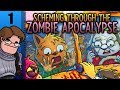 Video for scheming through the zombie apocalypse