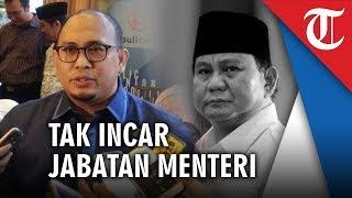 Andre Gerindra Akui Dirinya Bukan Pengkhianat dan Tak Incar Jabatan Menteri atau Komisaris BUMN