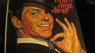 Frank Sinatra -- Ring - a - Ding Ding /A Fine Romance /Reprise 1961