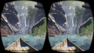 Ziran: Passage to Nature - Oculus Rift DK2