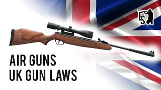 UK Gun Laws - Air Guns