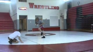 Grant Wrestling Kyle Dake 1