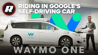 Waymo One: A self-driving ride on public streets