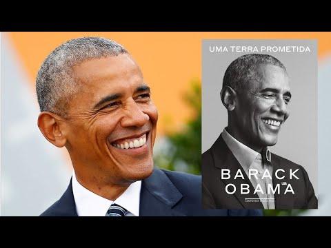 Terra Prometida?a autobiografia de Barack Obama?resenha