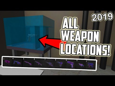 Roblox Area 51 Killers All Guns Code The Way Out - roblox area 51 guns