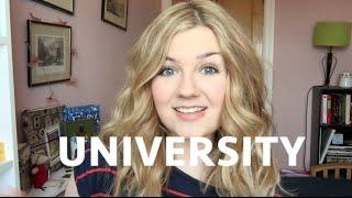 University, Myself & Classics