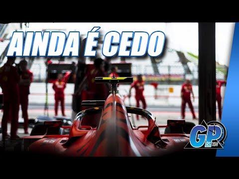 Ferrari está errada: é cedo para Leclerc ser 1º piloto | GP às 10
