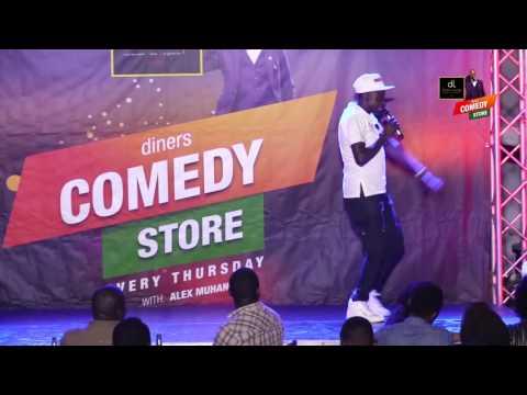 Download Alex Muhangi 2016 Comedy Store - KACHINA HD Mp4 3GP Video and MP3