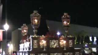 preview picture of video 'Lunes Santo #SemanaSanta #Mérida 2015 #Ætv'